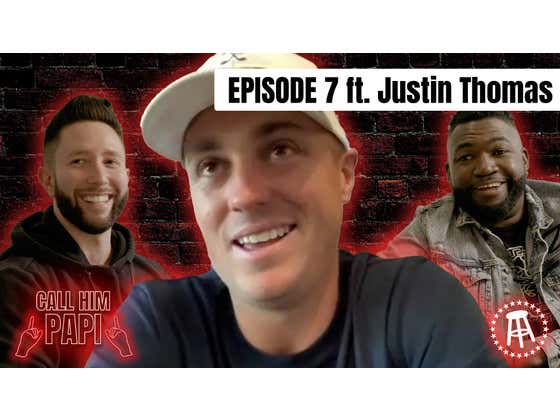 Call Him Papi - Episode 7: Justin Thomas On What It's Like to Compete Against Michael Jordan