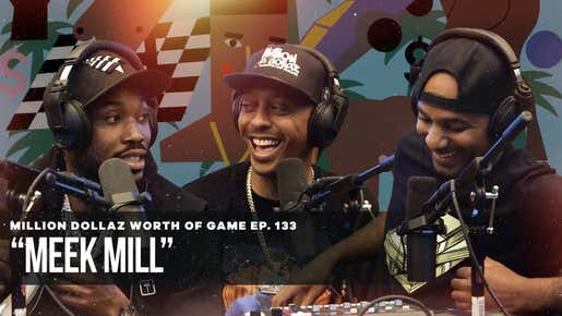 Meek Mill's Life Stories Are Everything His New Album, Expensive Pain, Represents | EPISODE 133
