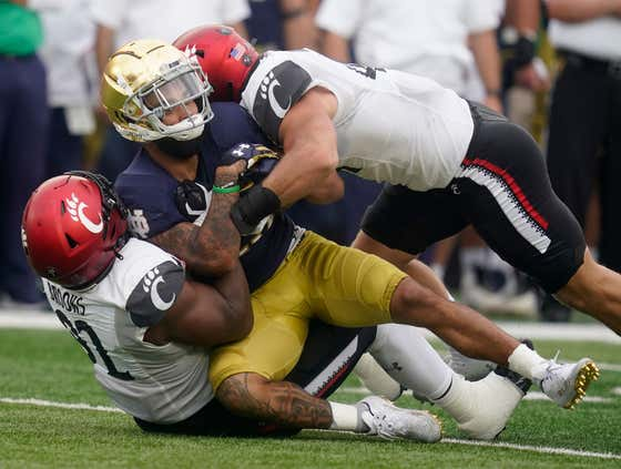 Notre Dame Is NOT The Program They Used To Be And It Starts Up Front