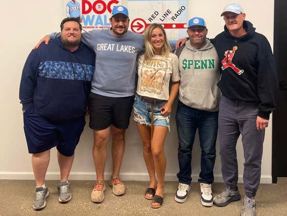 My First Day in the Barstool Chicago Office