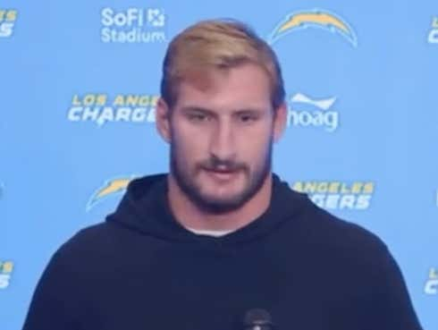 Joey Bosa SHREDDED The Refs And Derek Carr After Dominating The Raiders Last Night