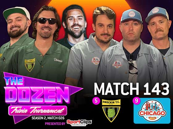 Controversial Tournament Rematch Between Chicago & Smockin (The Dozen pres. by SportClips, Match 143)