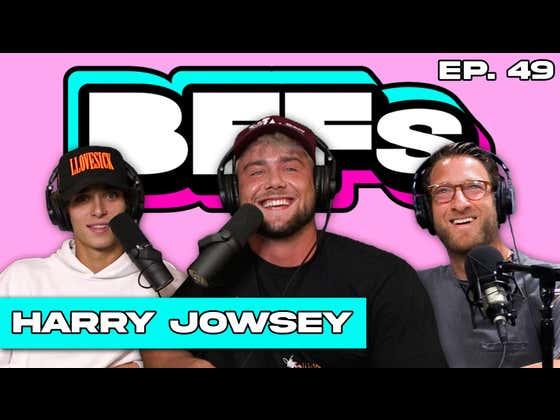 HARRY JOWSEY SPEAKS ON NIKITA DRAGUN'S NEW SONG — BFFs EP. 49