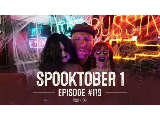 Spooktober 1, Recapping All Of The Boys, Accountability, Peeing The Bed   Bussin' With The Boys