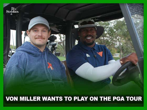 Von Miller Wants To Play On The PGA Tour