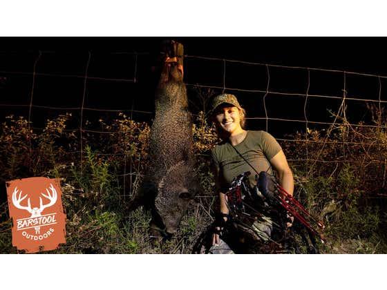Bow Hunting Javelina & Predators in Texas