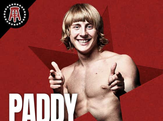 """Paddy """"The Baddy"""" Pimblett Signs Massive Seven-Figure Deal With Barstool Sports"""