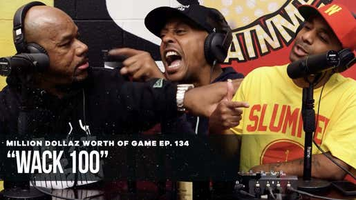 WACK100 Back For Round Two On The Podcast With Wallo & Gillie