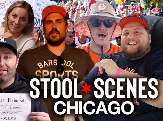 Sydnie Wells Moves To Barstool Chicago   Stool Scenes Chicago 7