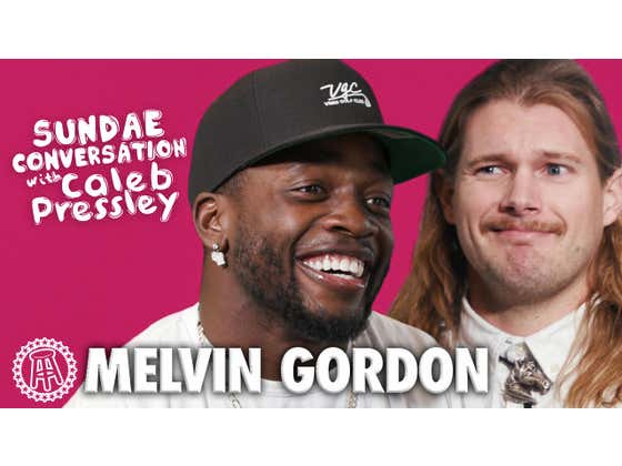 Sundae Conversation with Melvin Gordon