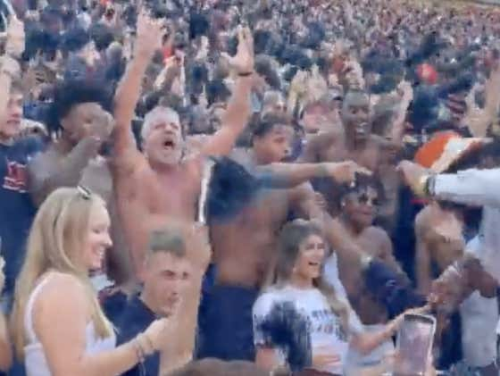 Don't Count Auburn Out With the Crew of Bruce Pearl, Cam Newton and Madison Prewett Going Bananas at Jordan-Hare