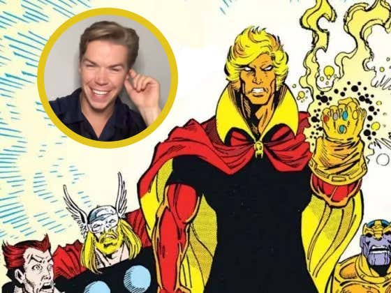 Will Poulter Will Play ADAM WARLOCK in Guardians of the Galaxy Vol 3