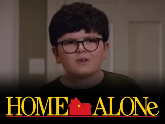 The First Trailer For The New Home Alone Movie Is Here (Yes, There Is A New Home Alone Movie)