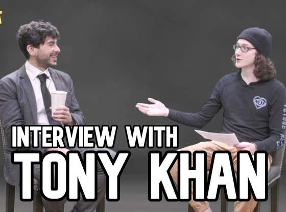 AEW President Tony Khan Discusses Going Head-To-Head With WWE This Friday