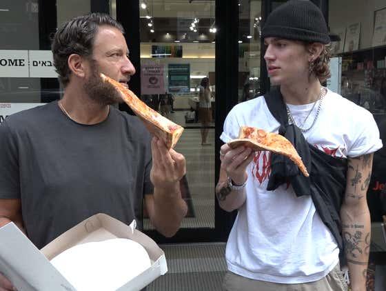 Barstool Pizza Review - Jerusalem Cafe (Special Guest Vinnie Hacker)