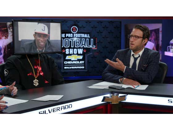 The Pro Football Football Show - Eagles vs. Bucs MNF Preview