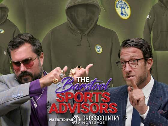 Barstool Sports Advisors - TNF Edition