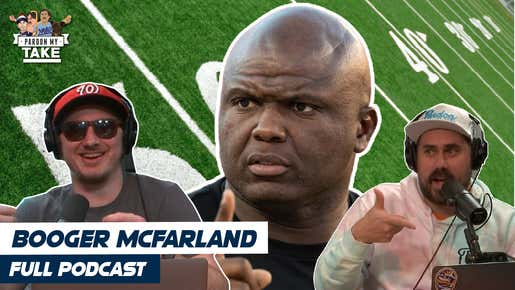 FULL VIDEO EPISODE: Booger McFarland, CFB, Gruden Resigns and Fan Fight For The Ages In KC