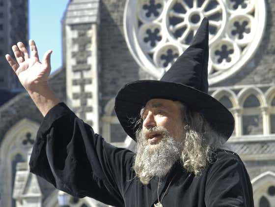 New Zealand Ends Decades-Long Contract With Official Wizard Of Christchurch