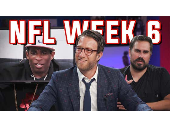 The Pro Football Football Show - Week 6 presented by Chevy Silverado