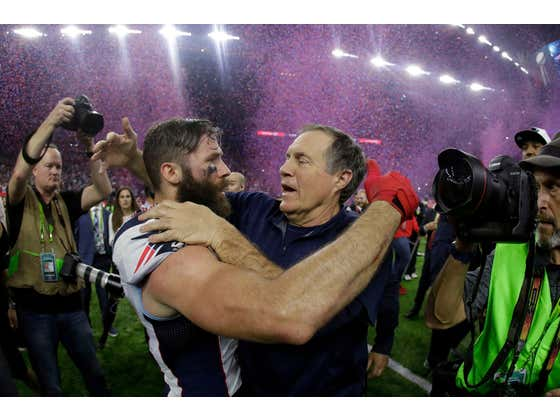 Julian Edelman Reveals What Bill Belichick Told Him After No. 11 Said He Was the Newest Member of the Media
