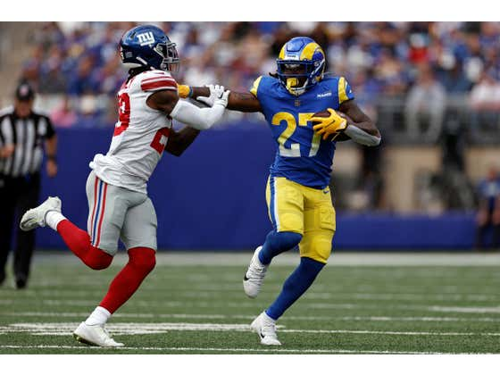 SCORIGAMI! 38-11 Final Score Between Rams and Giants Satisfies NFL Fans Around The Globe