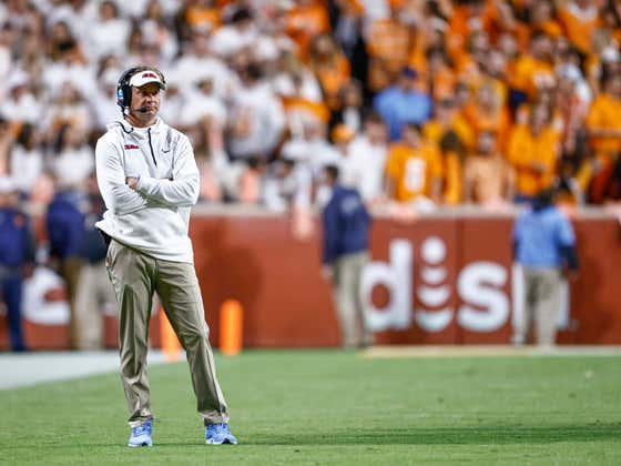 Lane Kiffin Barely Made It Out Of Neyland Alive
