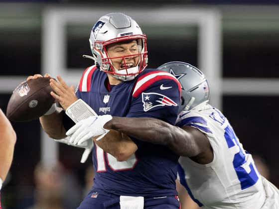 Knee Jerk Reactions to Week 6: Patriots vs. Cowboys