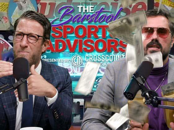 Barstool Sports Advisors - MNF Edition