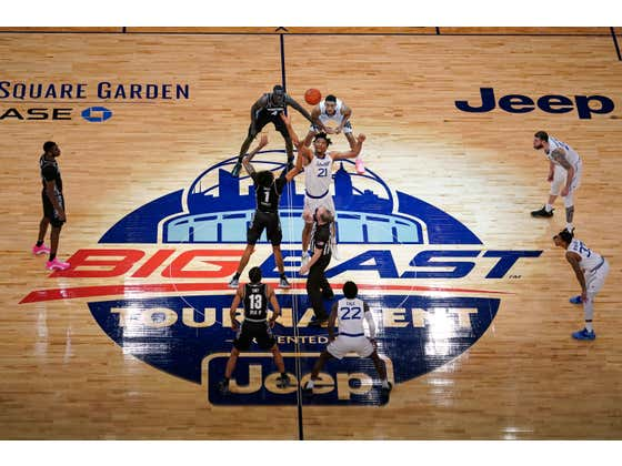 The Road to The Garden Begins: Your Official 2021-22 Big East Basketball Season Preview