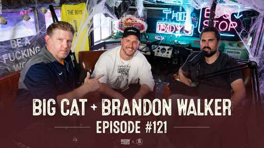 Big Cat + Brandon Walker, NFL Drama, Mental Health, Halloween Kills   Bussin' With The Boys