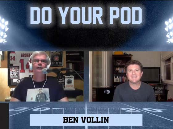 'Do Your Pod' Week 6 ft. Ben Volin of The Boston Globe