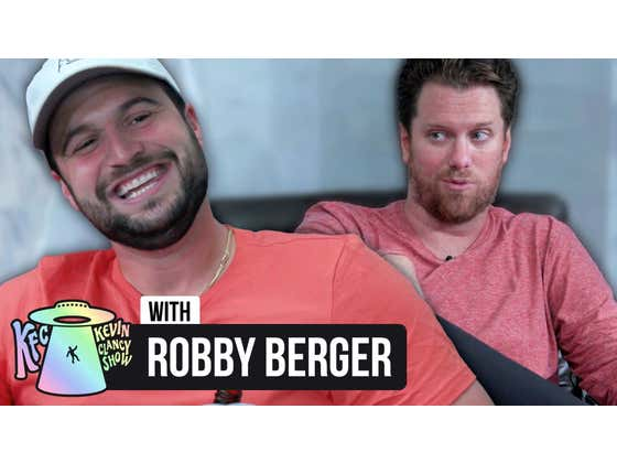 Robby Berger: From Hotel GM with the Gift of Gab to Internet Star - The Kevin Clancy Show