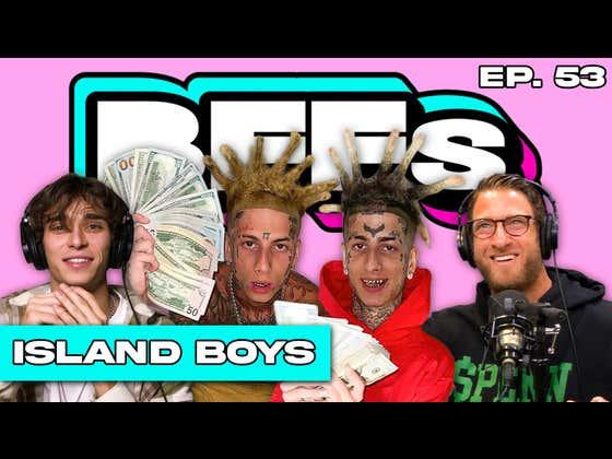 The Island Boys Drop A Fire Freestyle On BFFs