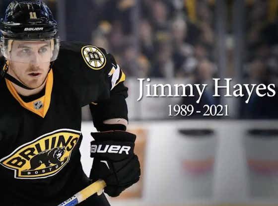 """""""If You Need Help, Ask For Help"""" - The TNT Broadcast With An Incredibly Important Message While Remembering The Life Of Jimmy Hayes"""