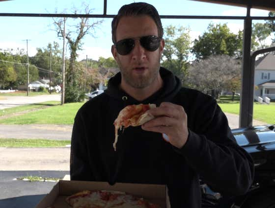 Barstool Pizza Review - Pizza Palace (Knoxville, TN)