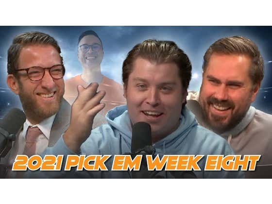 Dave Portnoy Evaluates Employee For New Content Role | 2021 Pick Em Week 8