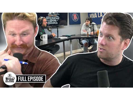 We React to the Dave Portnoy and KMarko Sitdown - KFC Radio Full Episode