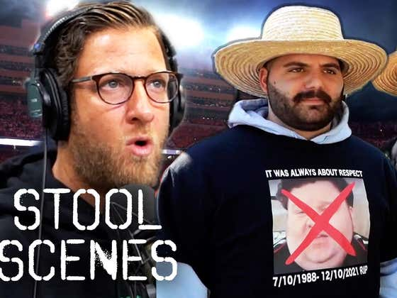 Jersey Jerry Visits the Amish While Barstool College Football Show Goes on Field in Tennessee - 330