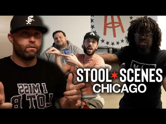I Blacked Out At Sox Park: How to Become a Viral Sensation Overnight | Stool Scenes Chicago Ep 8