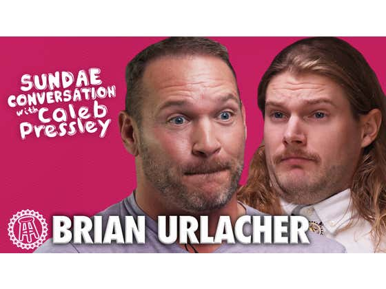 Sundae Conversation with Brian Urlacher