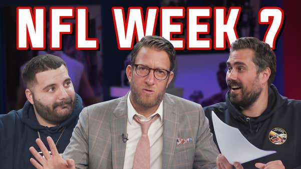 The Pro Football Football Show - Week 7 presented by Chevy Silverado