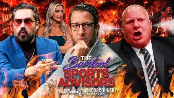The Barstool Sports Advisors are Back for NFL Week 7