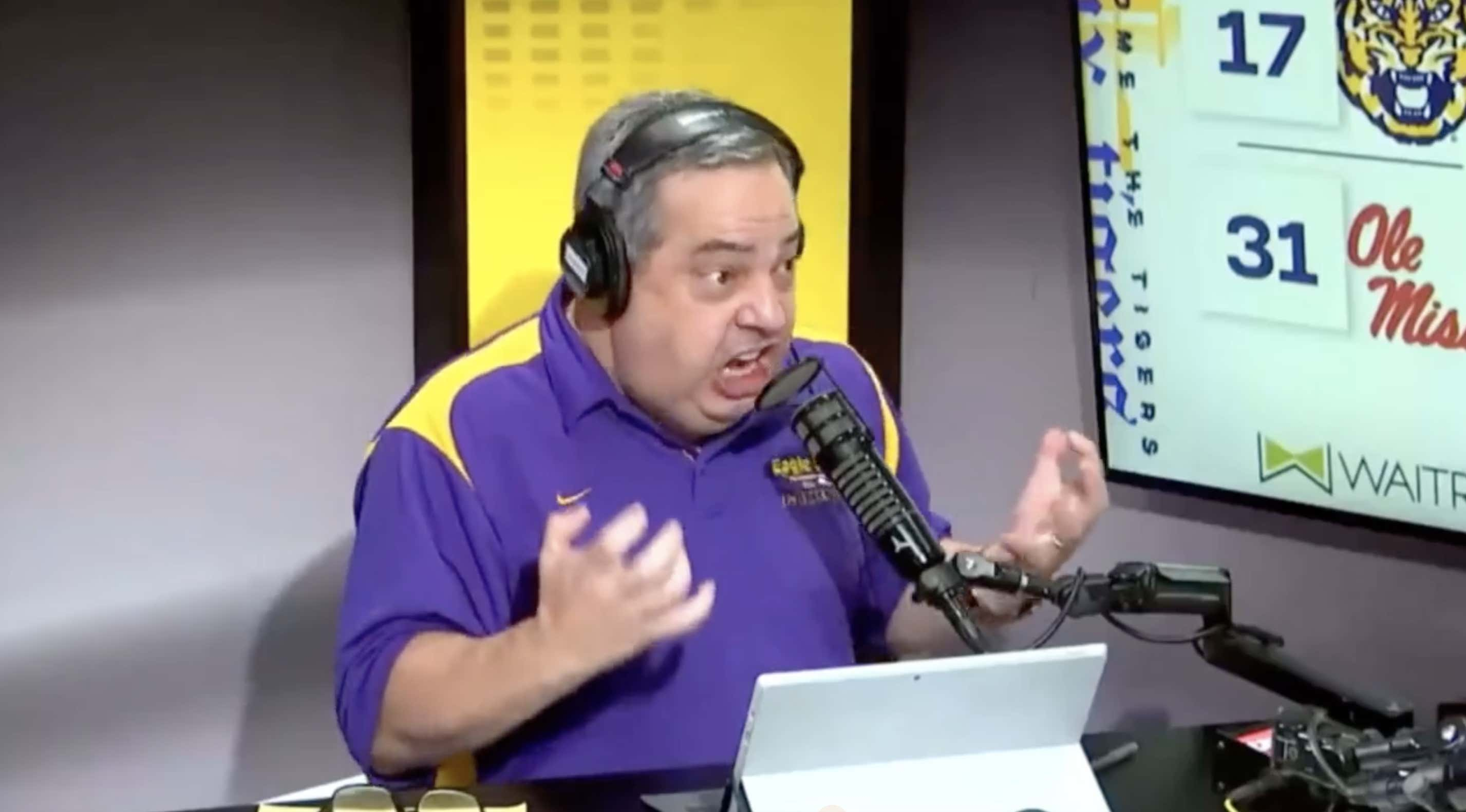 barstoolsports.com - Big Tennessee - WATCH: LSU Radio Hosts Go APESHIT About the Current State of the Tigers' Program