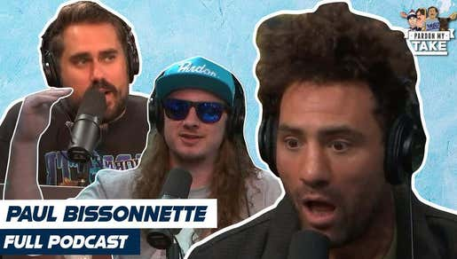 FULL VIDEO EPISODE: Paul Bissonnette, MNF, CFB Recap & Ben Simmons Is The Most Hated Man In Philly