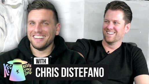 Chris Distefano: Sell Out Before You Land - The Kevin Clancy Show
