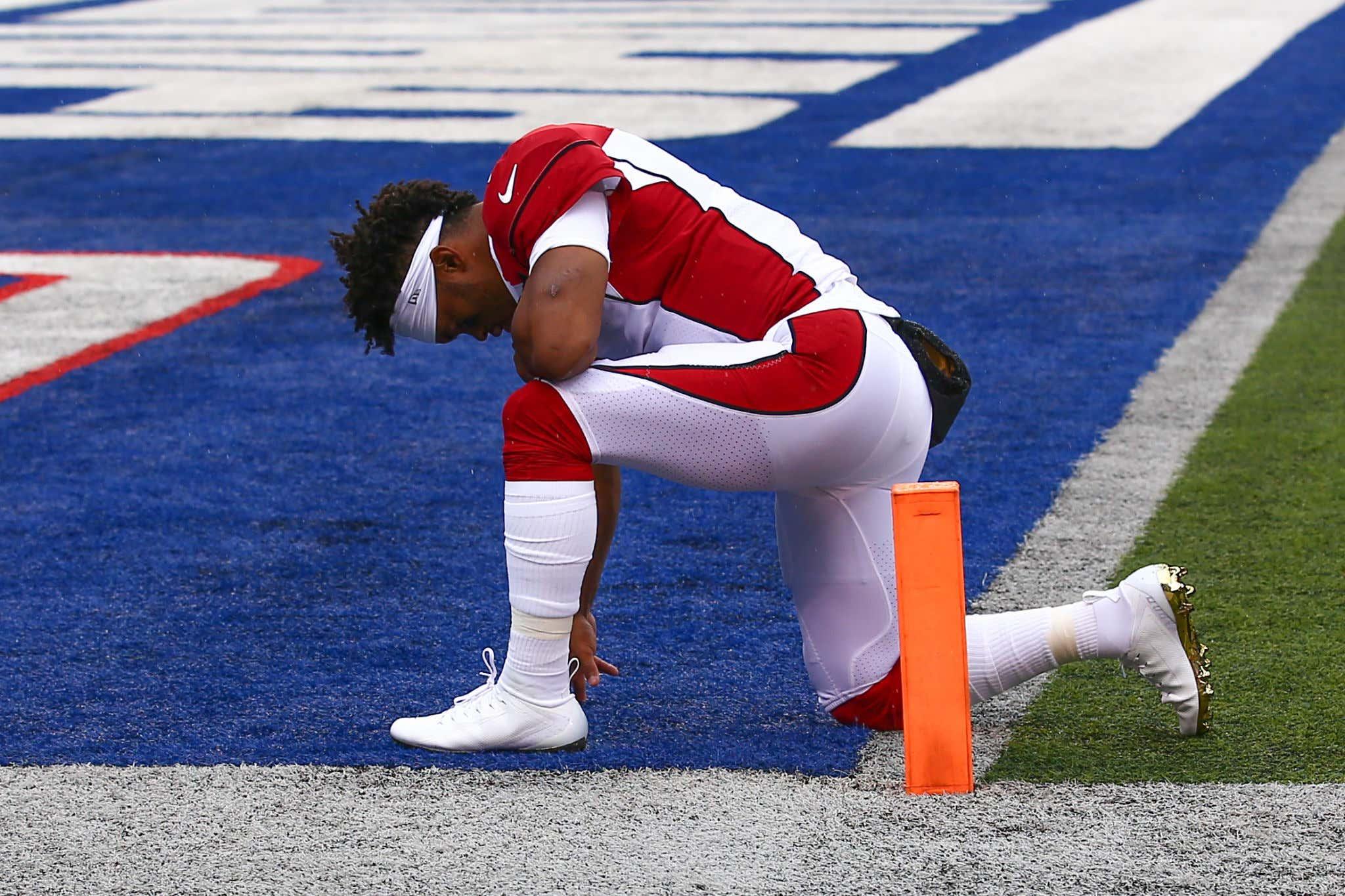 NFL: OCT 20 Cardinals at Giants