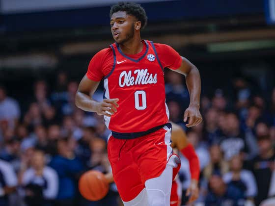 Blake Hinson, A Starter For Ole Miss Hoops, Said He Transferred To Iowa State Because Of The Confederate Symbol On The Mississippi State Flag