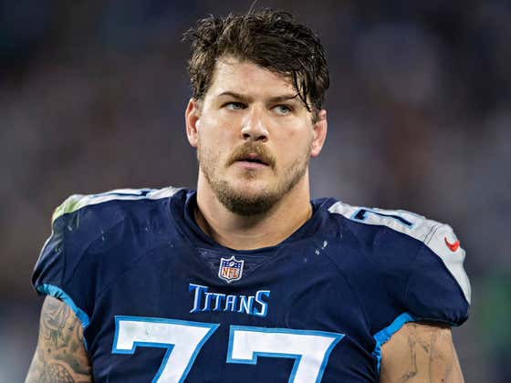Taylor Lewan Feels Angry and Disrespected-- Derrick Henry May Rush for 3000 Yards This Year