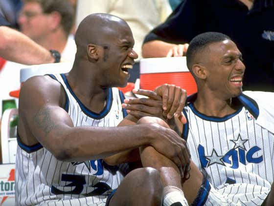 Shaq And Penny Reuniting Last Night Was Nostalgia Heaven